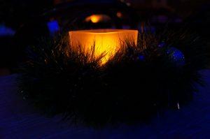 Хрустальный иней Рождества